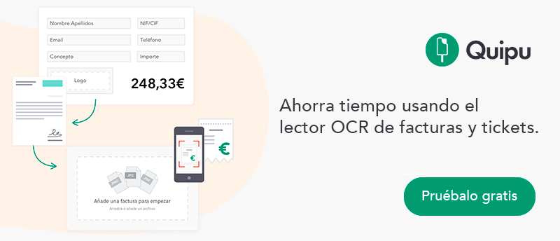lector ocr facturas tickets