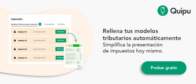 presentar impuestos online