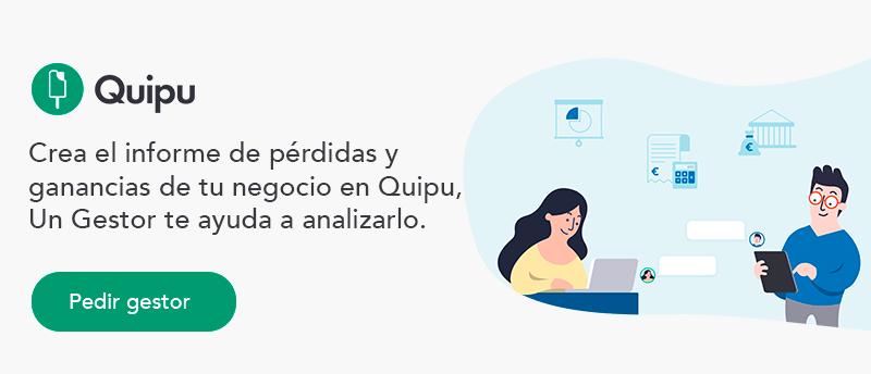 perdidas y ganancias con quipu
