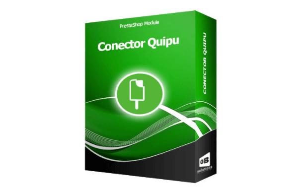 modulo conector quipu oficial facturas prestashop