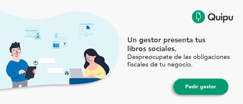 libros sociales empresa