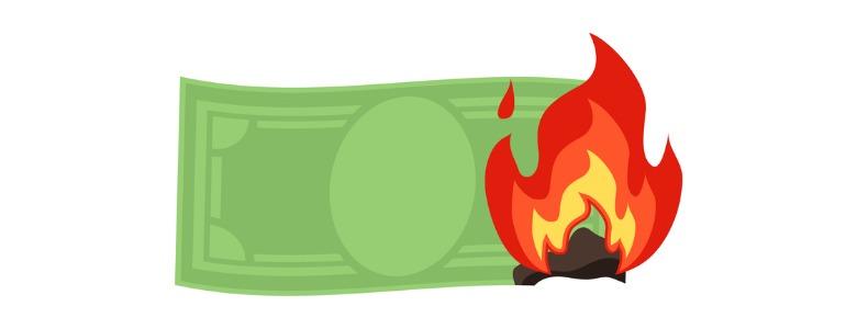 ¿Qué es el burn rate y por qué es tan importante?