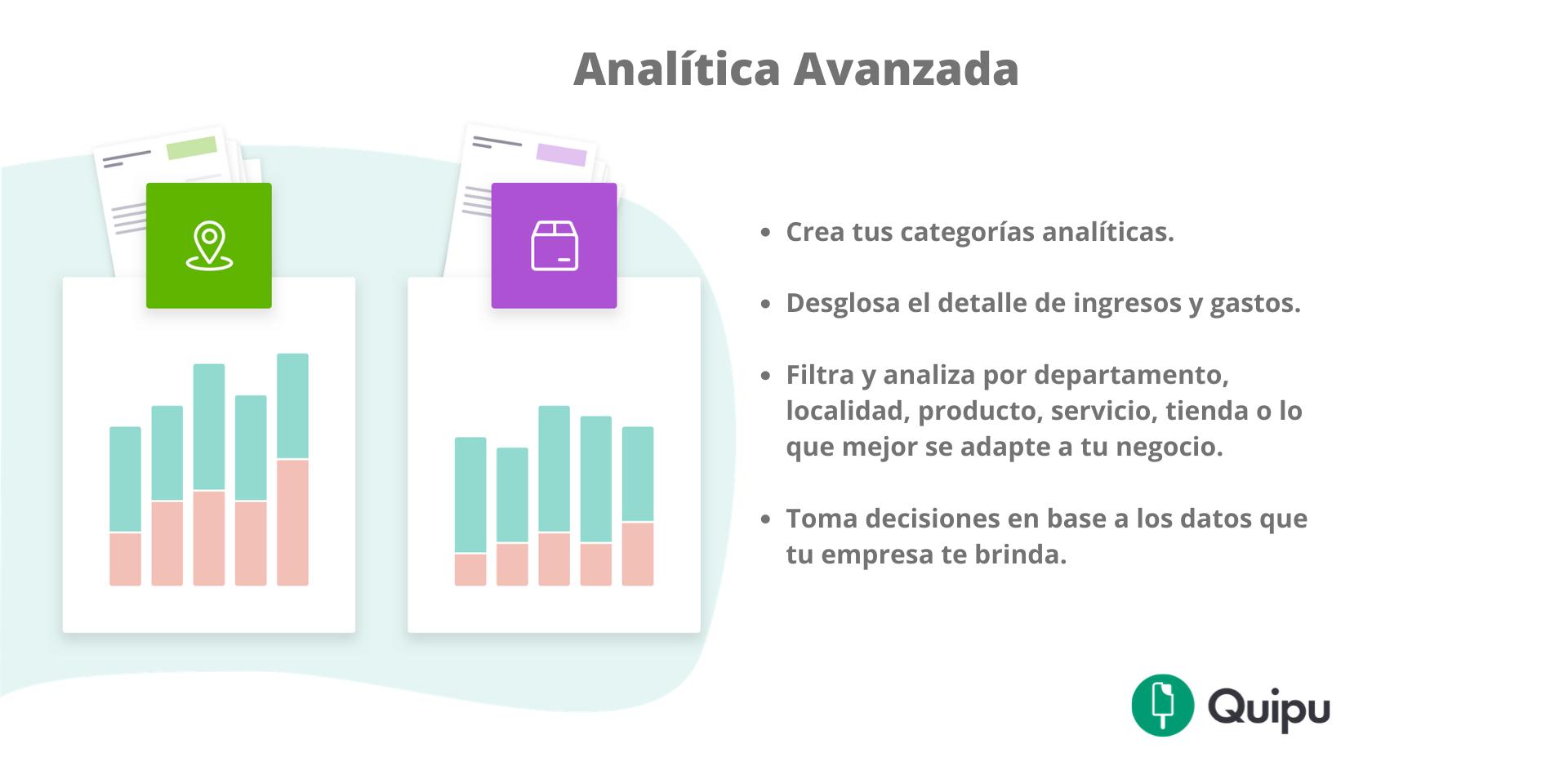 analitica avanzada empresa