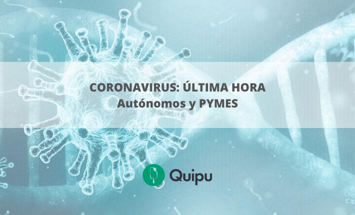 actualidad covid autonomos y pymes