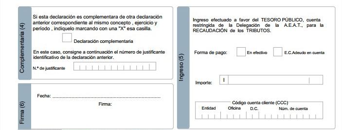modelo 115 instrucciones paso 4