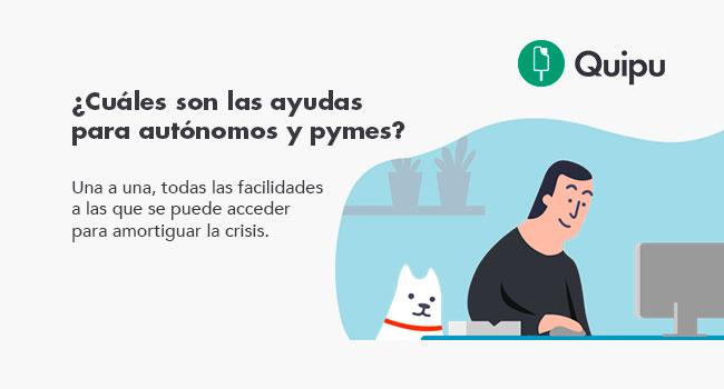 ayudas para autonomos y pymes coronavirus