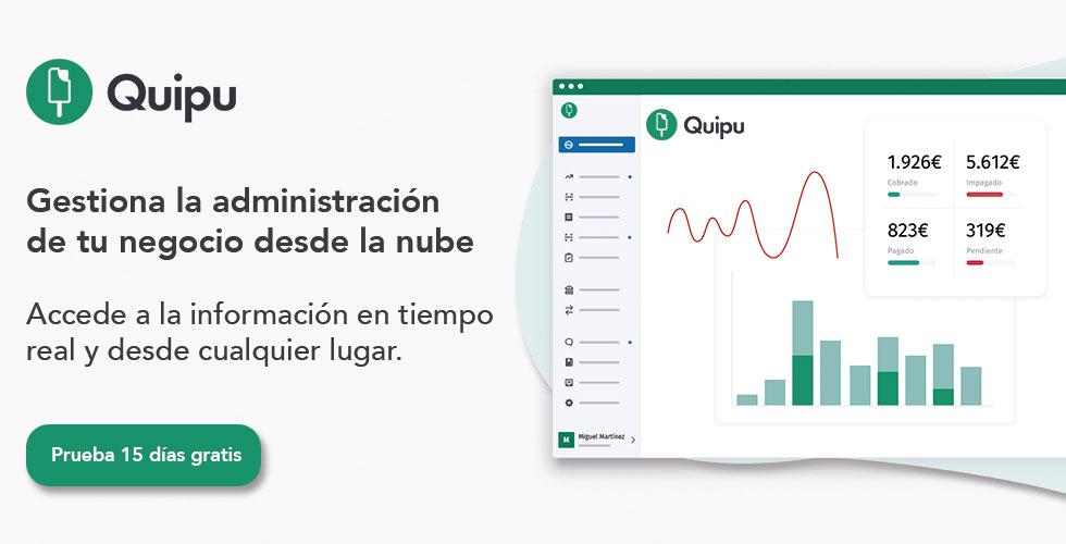 banner mobile quipu app