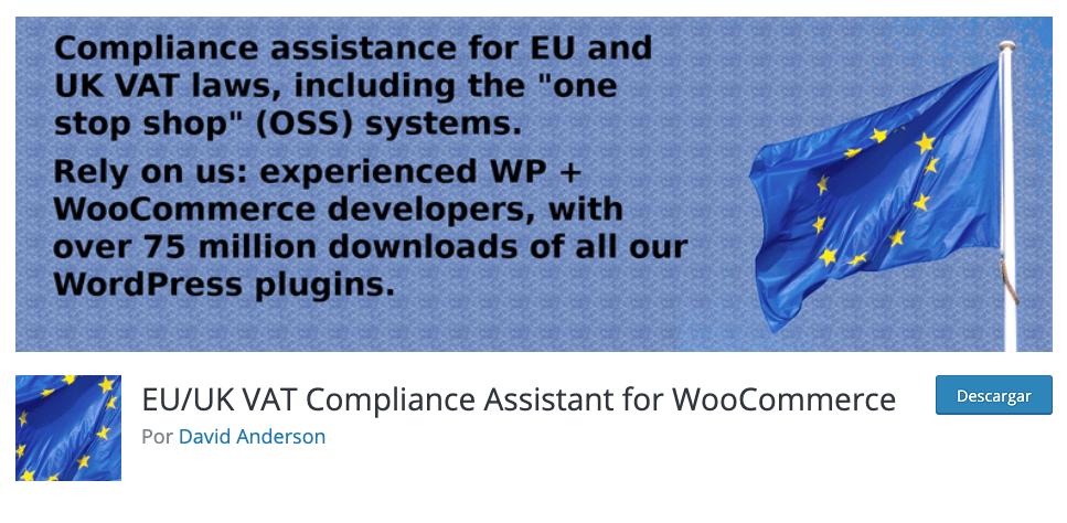 Pluguin VAT EU WooCommerce