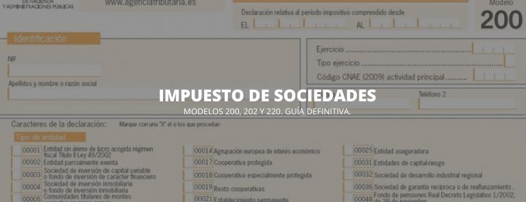 impuesto de sociedades 200 202 220